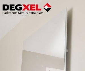radiateur extra plat miroir chauffant
