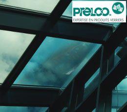 prelco verre vitrage thermochrome