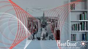 Chauffage infrarouge par rayonnement HEATGOOD