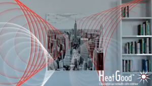 chauffage infrarouge rayonnant HEATGOOD