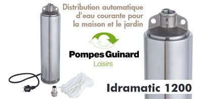 pompe guinard idramatic 1200