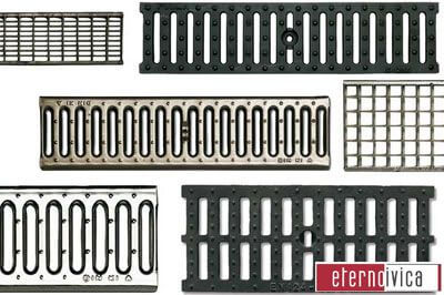 gladder or mesh type grating drainage channel are the traditional ones eternovica