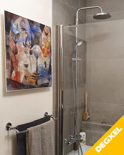 radiateur design salle bain