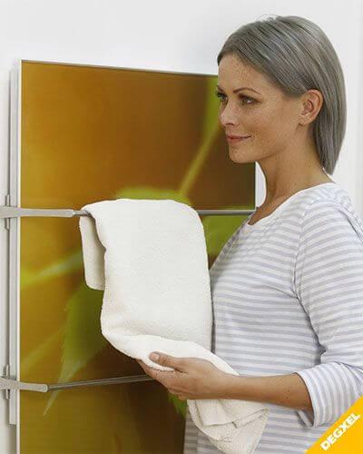 radiateur salle bain sèche serviettes