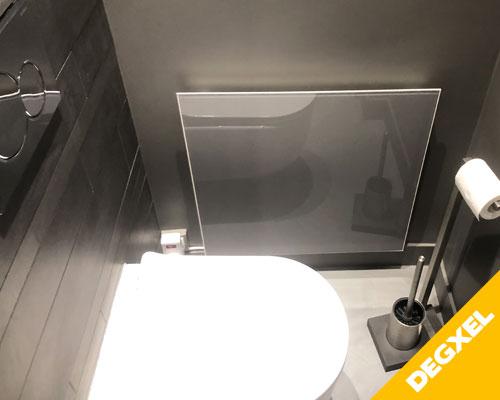 radiateur électrique carré 350W