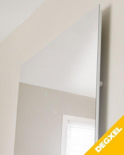chauffage design miroir infrarouge