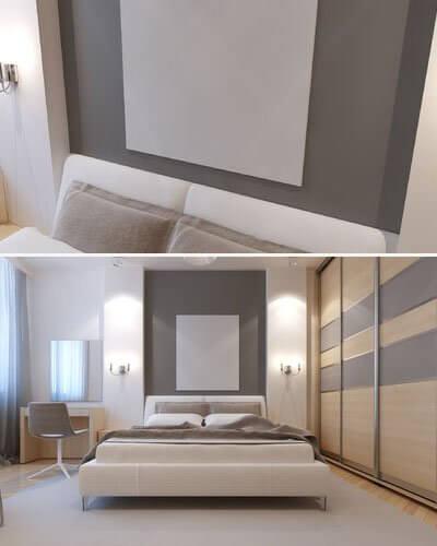 radiateur electrique mural 450W