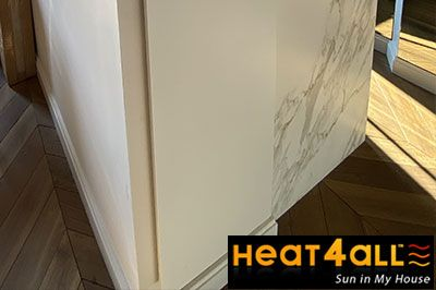 radiateur extra plat heat4all iconic