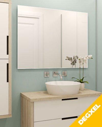radiateur miroir salle de bain