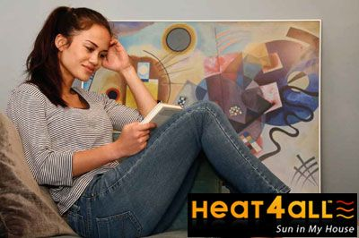 radiateur personnalisable heat4all