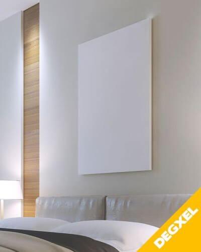 radiateur ultra fin degxel 600W