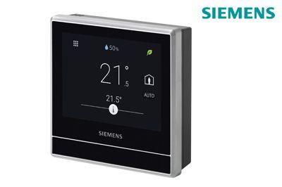 thermostat intelligent chauffage electrique siemens