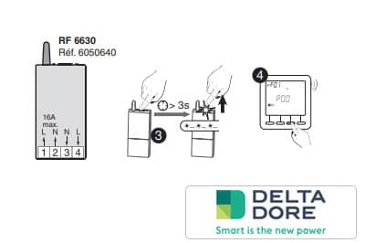 raccordement-recepteur-radio-thermostat-sans-fil
