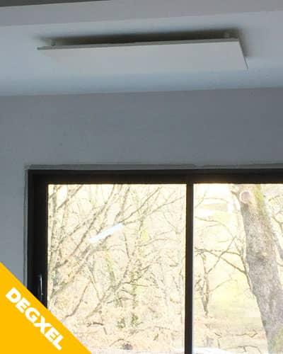 radiateur electrique au plafond
