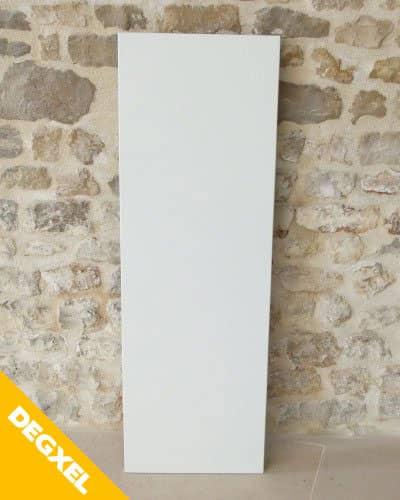 radiateur pose plafond blanc 310W 30 cm x 90 cm