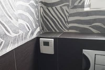 thermostat sans fil radio