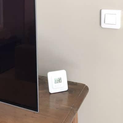 thermostat-sans-fil chauffage