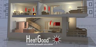 Dernières innovations en matière de chauffage